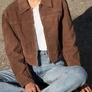 Karina Corduroy Jacket